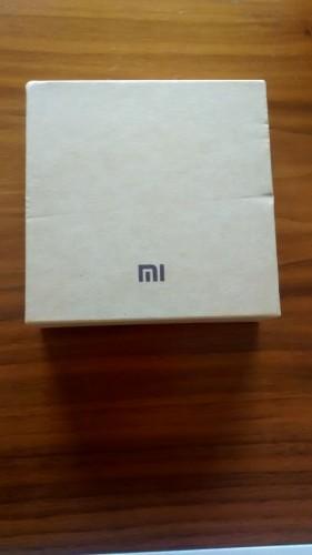 Caja de la Xiaomi Mi Band