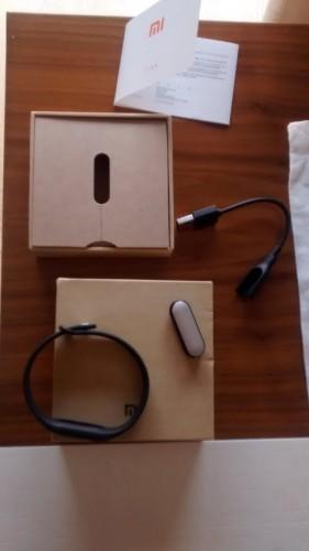 Componentes Xiaomi Mi Band